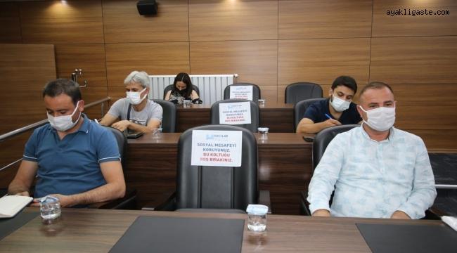 Hacılar'da kentsel dönüşüm hız kesmiyor