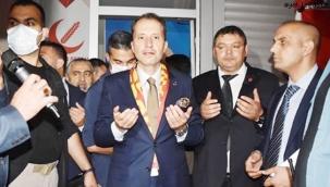 ÖNDER NARİN KAYSERİ'YE TEŞEKKÜR ETTİ