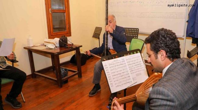 Talas Musiki Cemiyeti'nden hicaz faslı